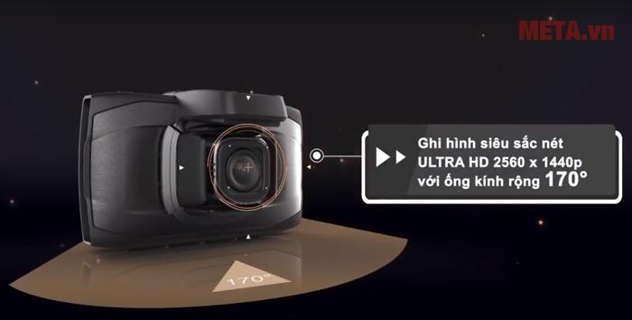 Hình ảnh thiết bị camera VietMap Papago 51G