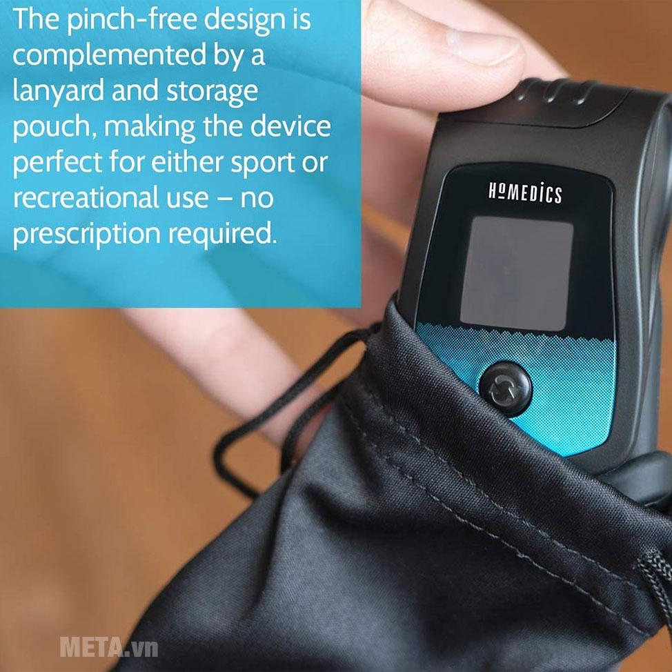 Máy đo nồng độ oxy máu