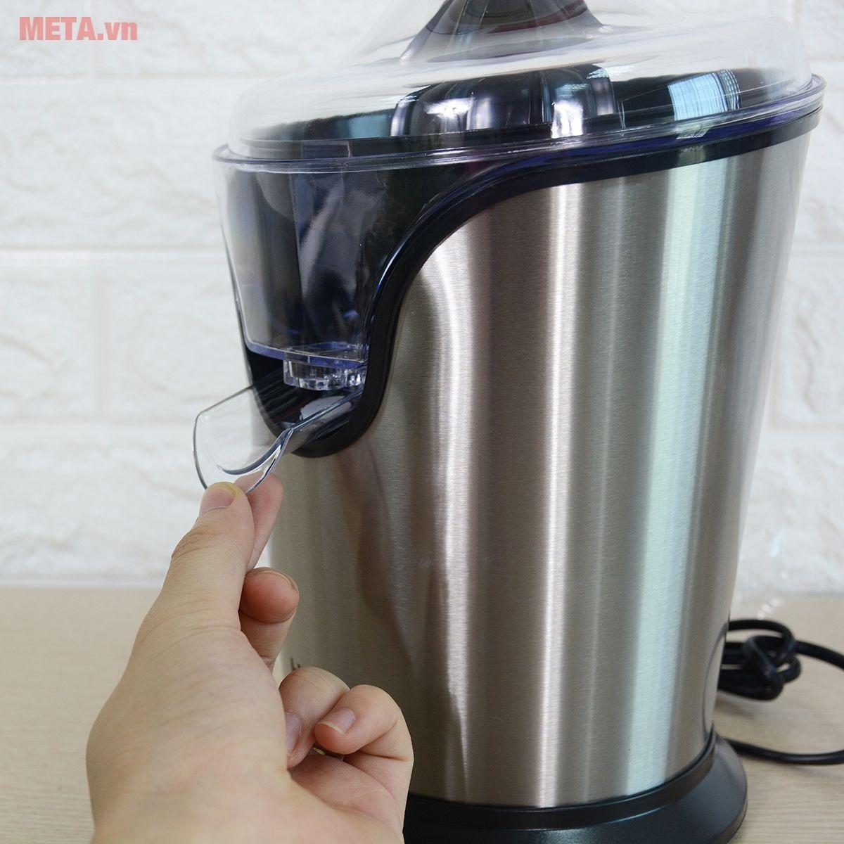 Vòi ra nước của máy vắt cam