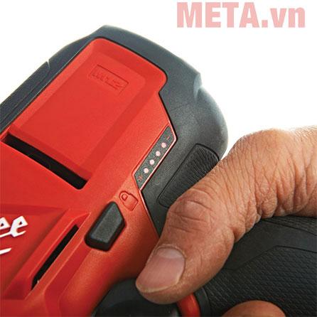 Thân máy cưa kiếm dùng pin