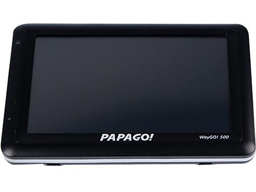 Hình ảnh thiết bị dẫn đường Papago Waygo 500