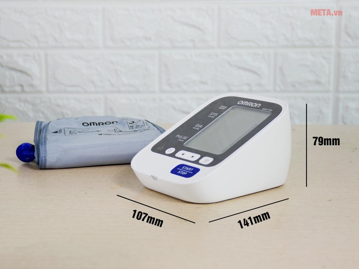 Máy đo huyết áp Omron HEM-7130 hàng Việt Nam