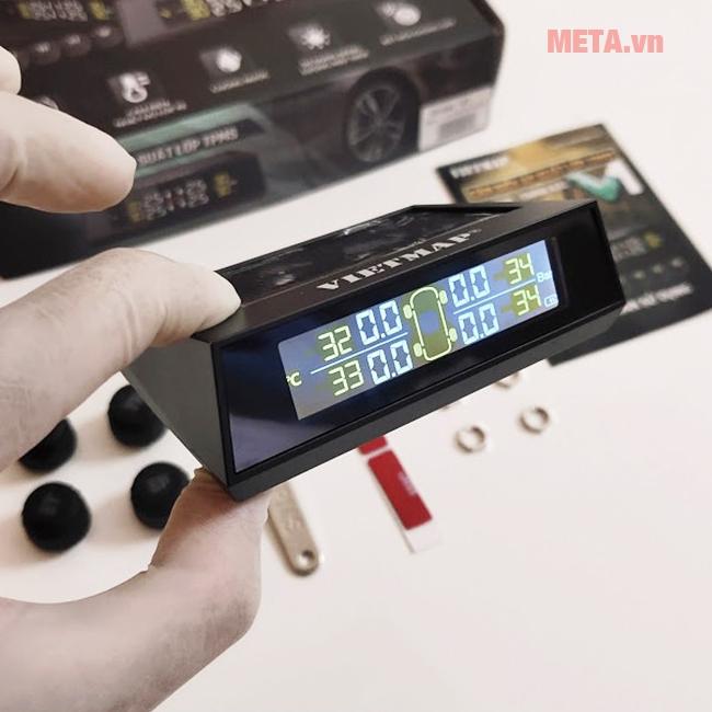 Màn hình LCD của cảm biến áp suất ô tô Vietmap V1