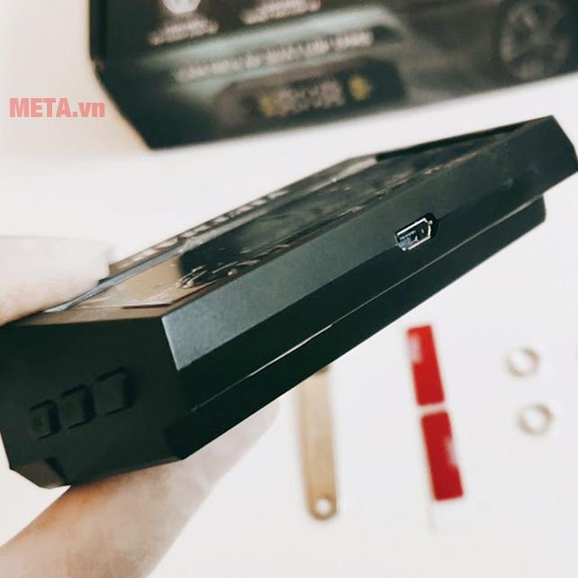 Cảm biến Vietmap V1 thiết kế nhỏ gọn, dễ lắp đặt