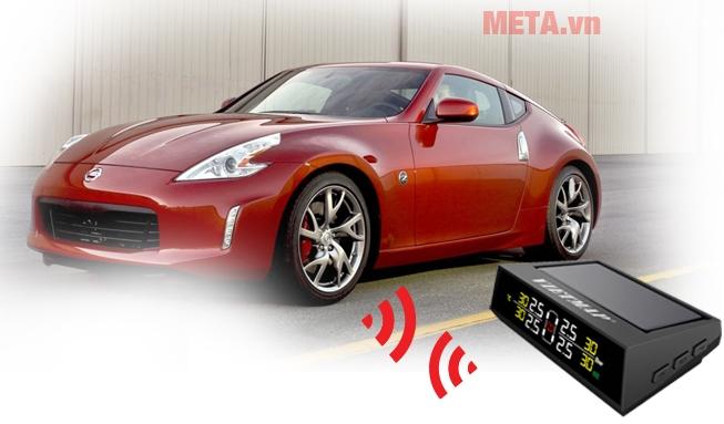 Cảm biến áp suất ô tô Vietmap V1 kết nối không dây, tính ổn định cao