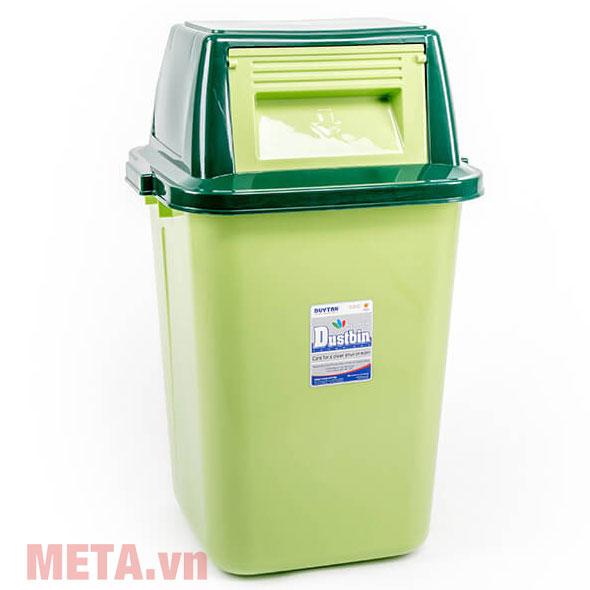 Thùng rác Duy Tân