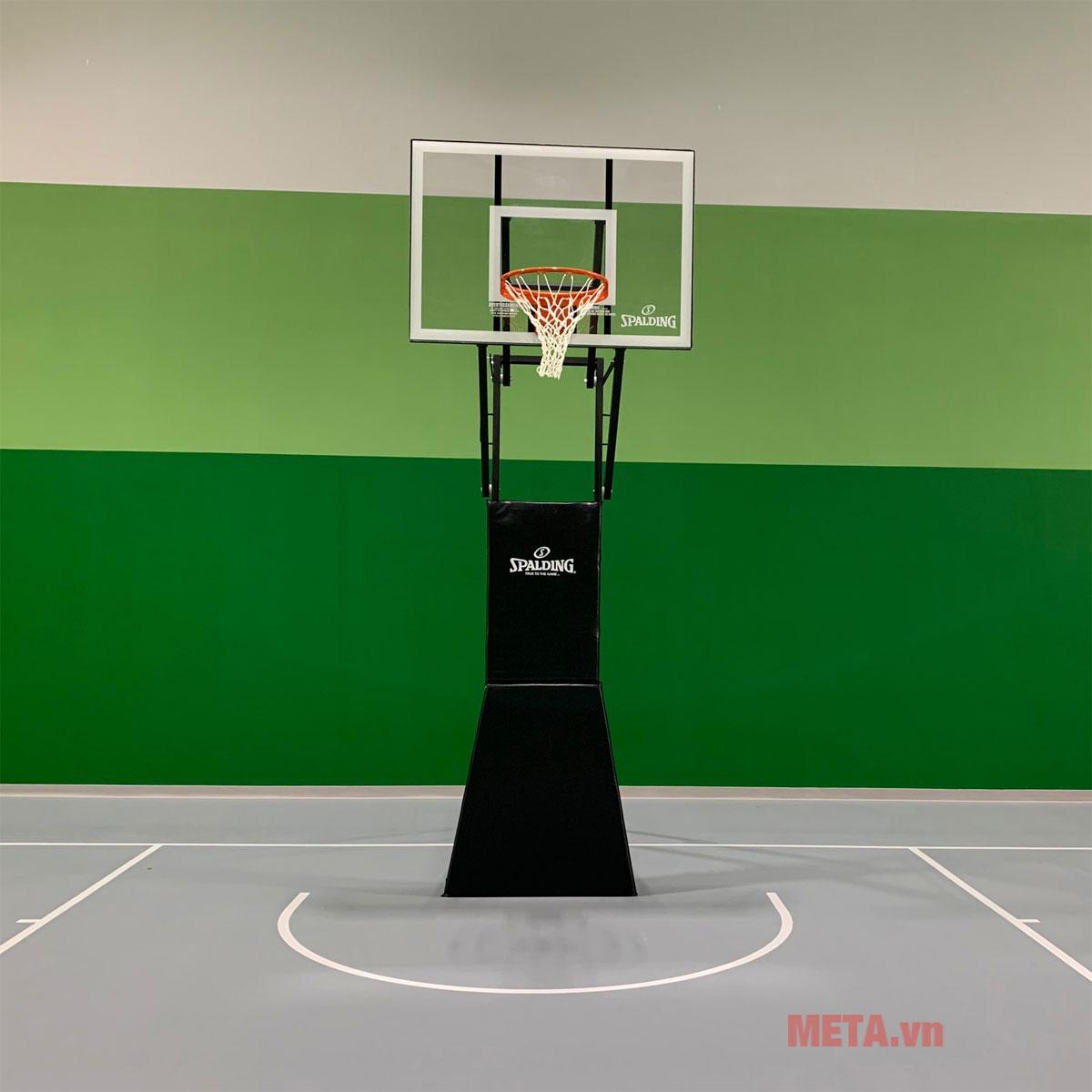 Trụ bóng rổ Spalding