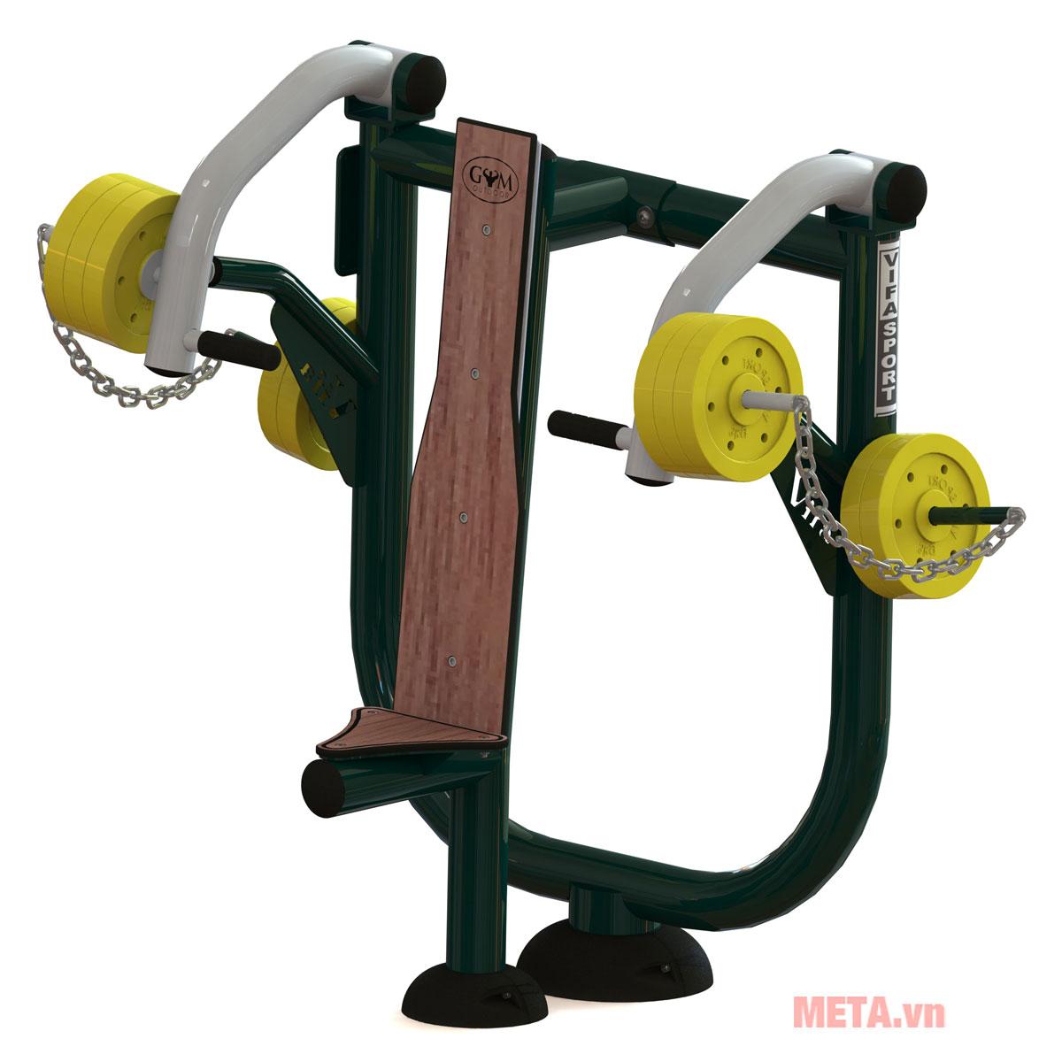 Đẩy tay gym công viên VIFA-71111