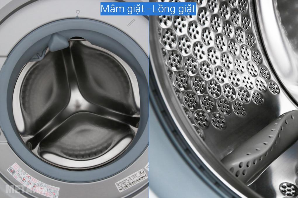 Lồng giặt Lily giúp làm sạch hiệu quả