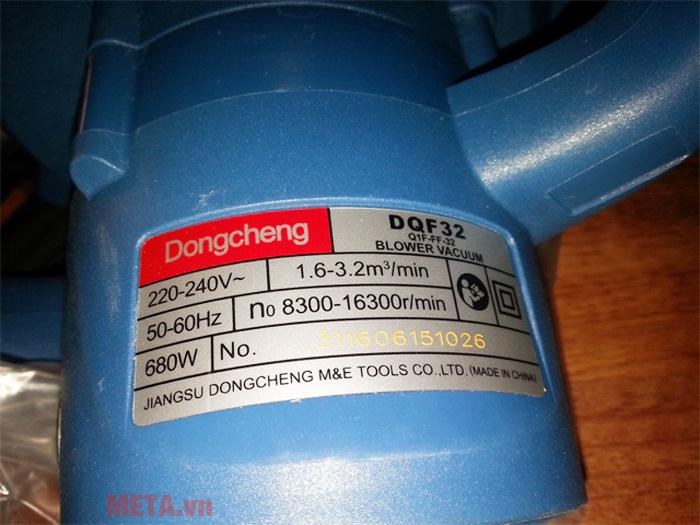 Dongcheng DQF32