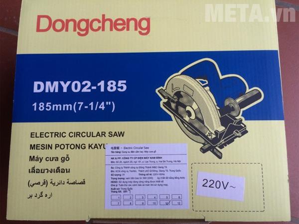 Máy cưa đĩa Dongcheng cầm tay