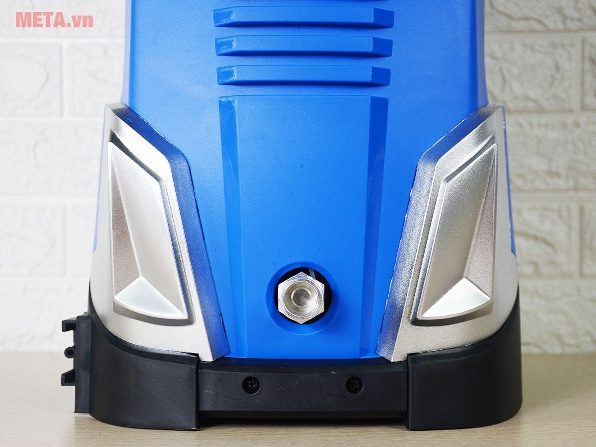 Máy rửa xe Jakcop APW-JK-110P có bánh xe di chuyển dễ dàng