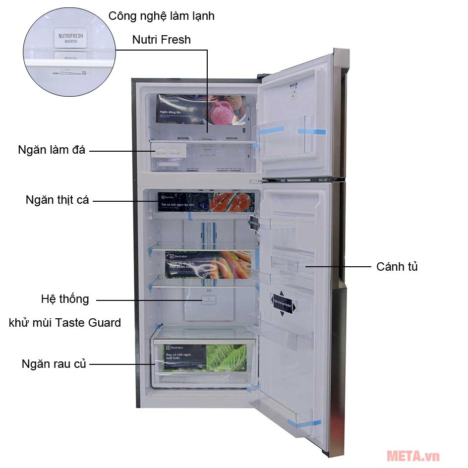 tủ lạnh chất lượng