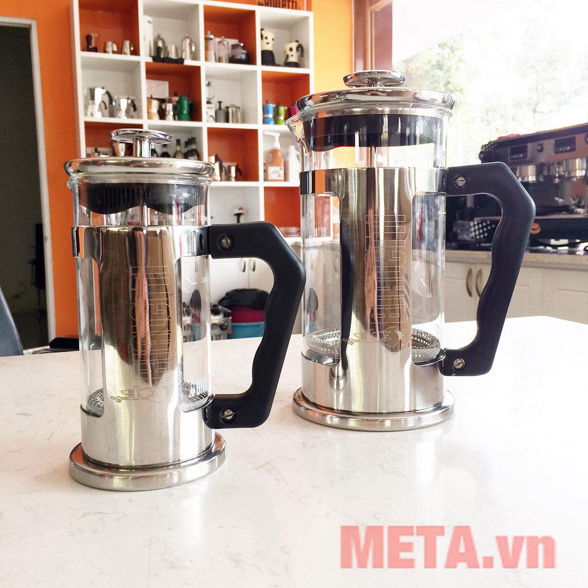 Bình pha cà phê có chất liệu cao cấp