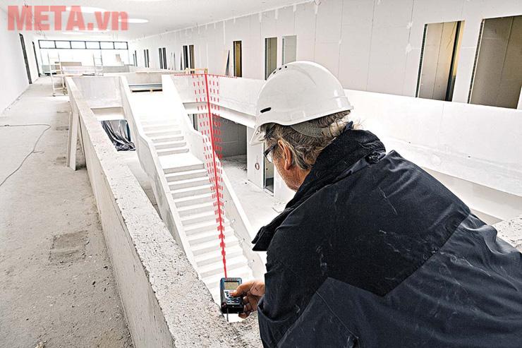 Máy đo khoảng cách ngành xây dựng