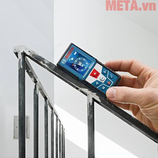 Máy đo khoảng cách laser dùng pin