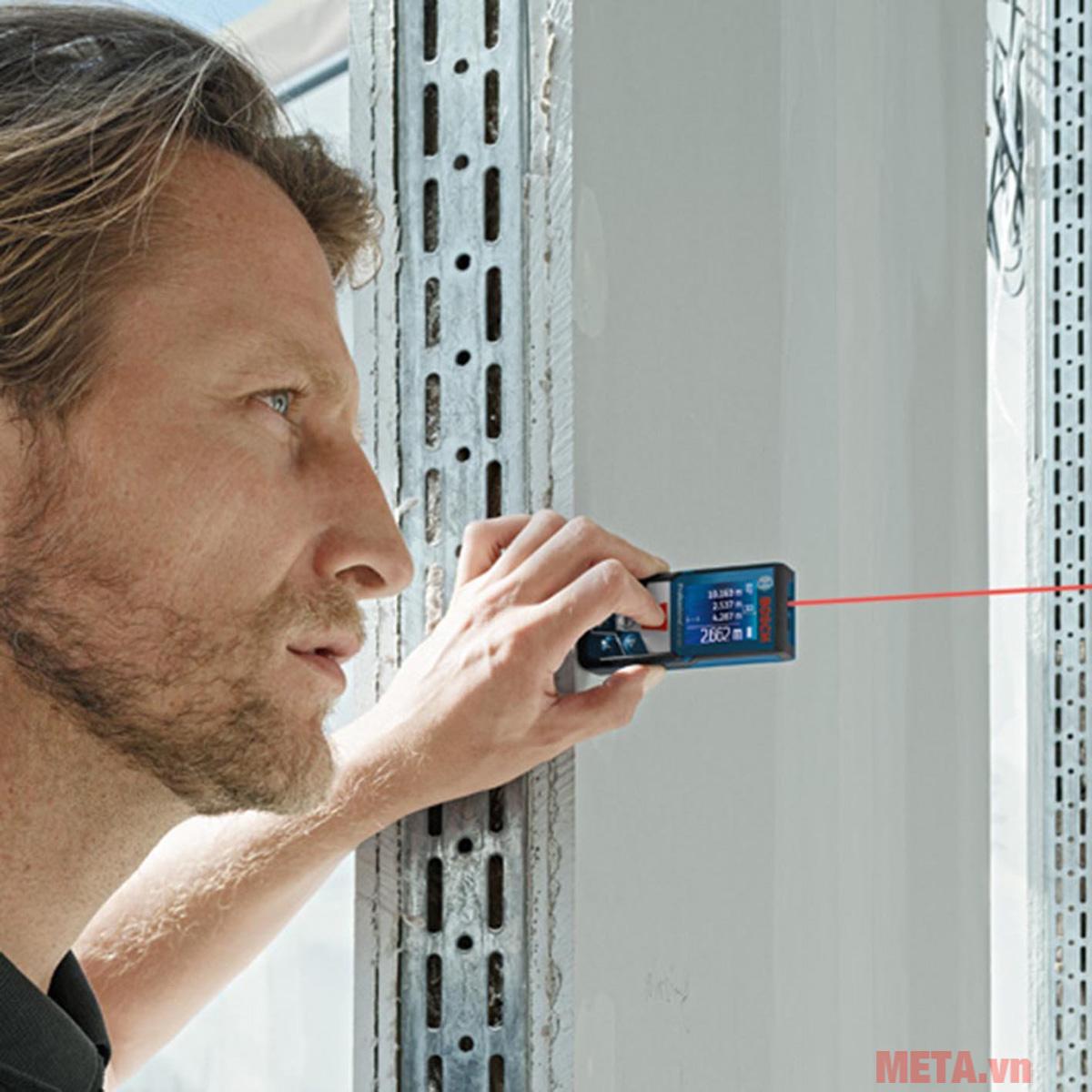 Máy đo khoảng cách laser cao cấp