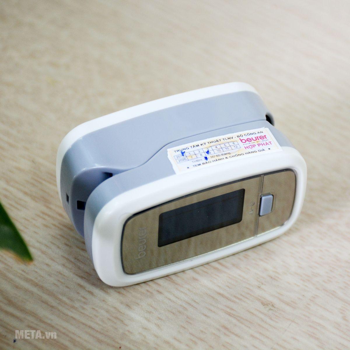 Trọng lượng máy đo nồng độ oxy