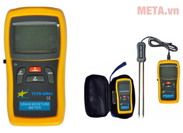 Máy đo nhiệt độ nông sản