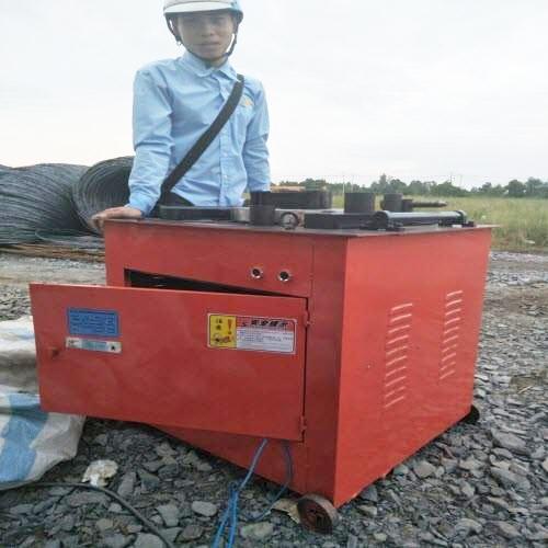 Máy uốn sắt xây dựng