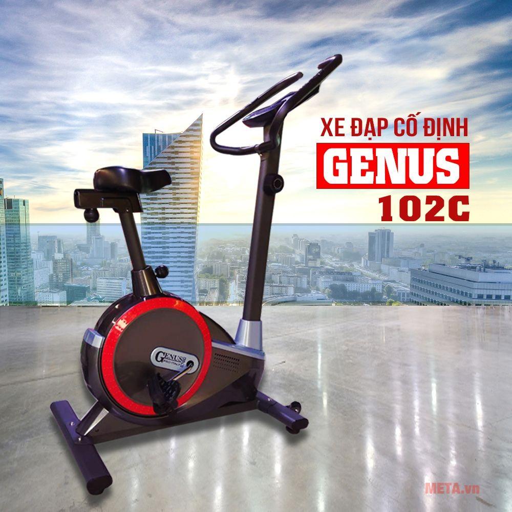 xe đạp cố định Genus 102C