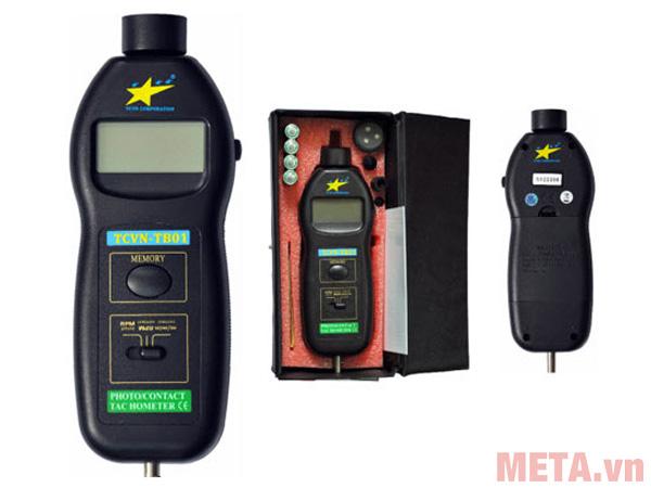 Máy đo tốc độ vòng quay TCVN