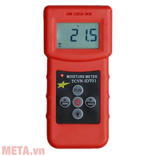 Máy đo độ ẩm bê tông - gỗ TCVN