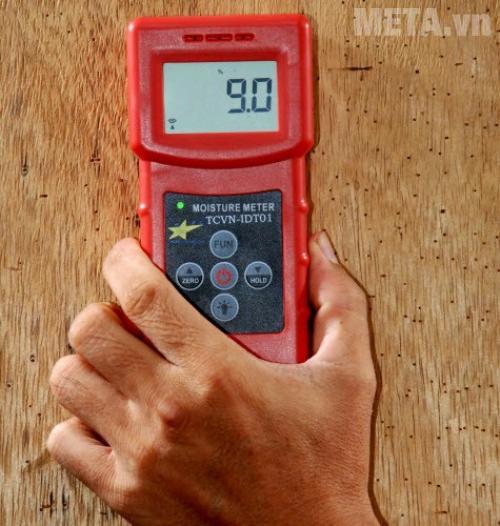 Máy đo độ ẩm bê tông - gỗ