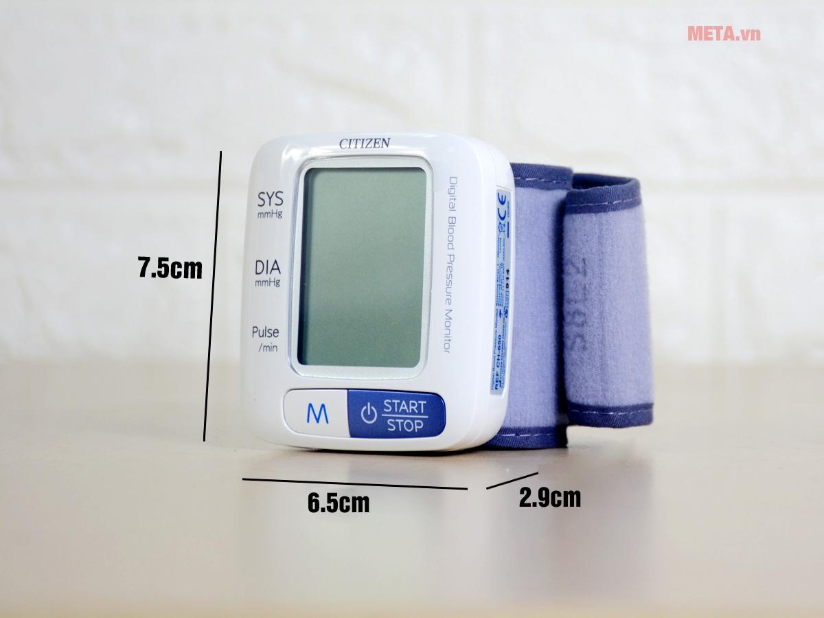 Máy đo huyết áp điện tử chính hãng