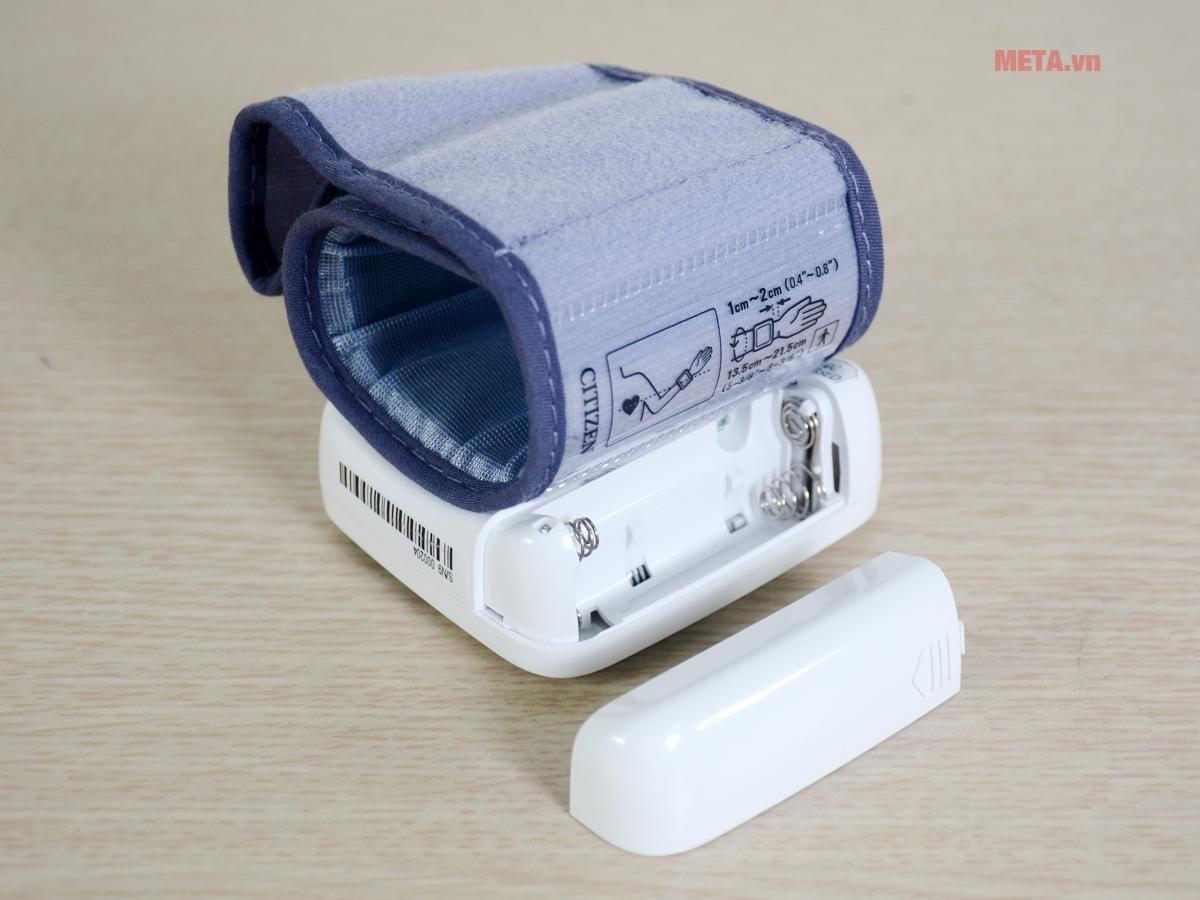 Máy đo huyết áp điện tử cổ tay
