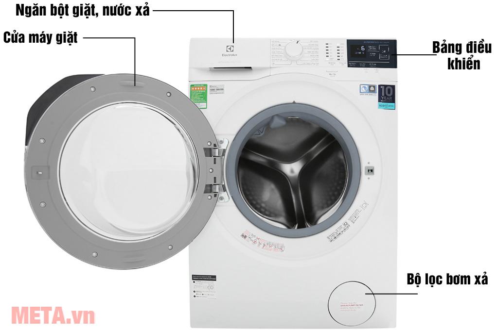 Electrolux Inverter 9 kg EWF9024BDWB