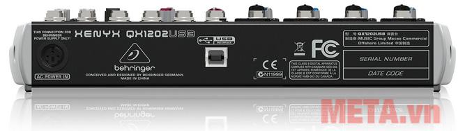 Mixer USB