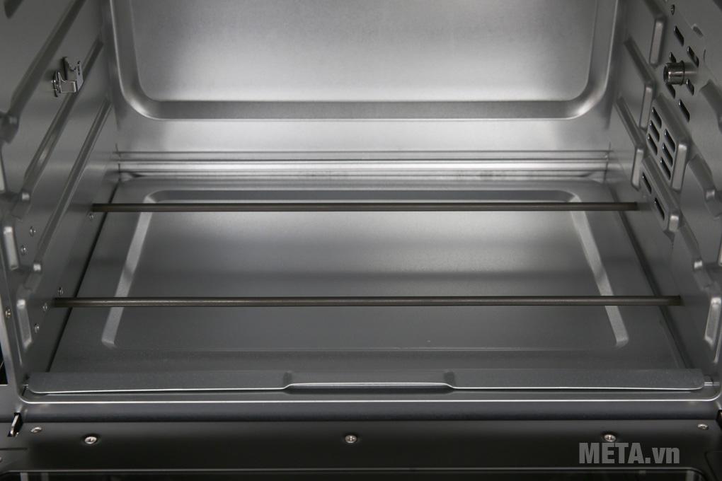 Lò nướng thùng