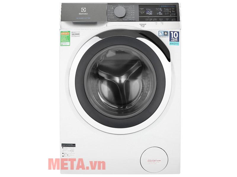 máy giặt gặp
