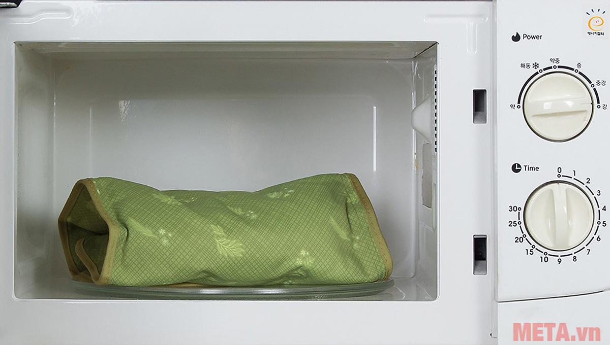 Túi chườm nóng lạnh không dùng điện