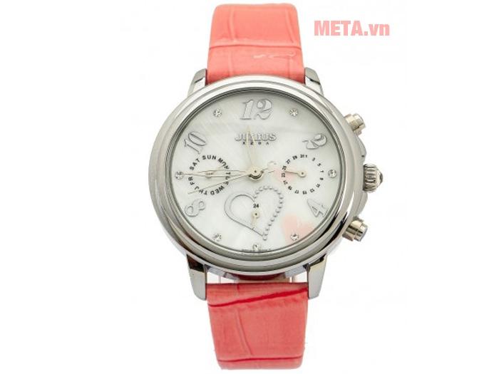 Đồng hồ nữ Julius JA-844 sang trọng, nữ tính