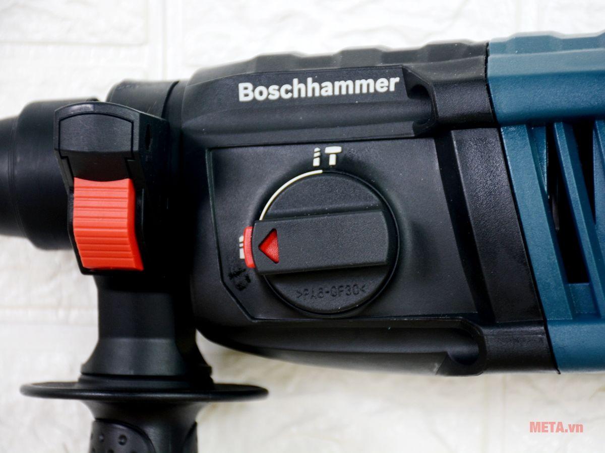 Kích thước của máy khoan búa Bosch GBH 2-20RE