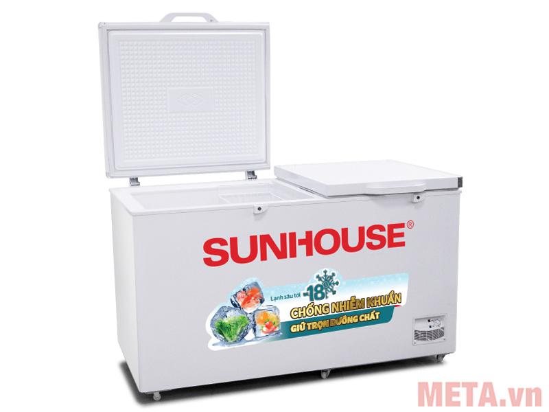 Tủ đông Sunhouse