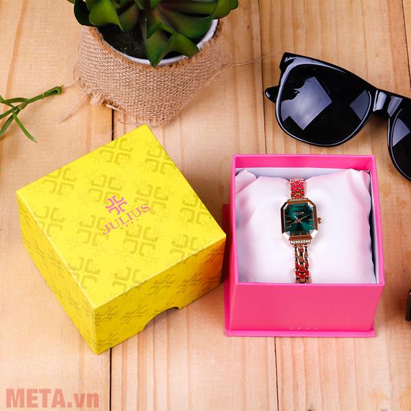 Đồng hồ nữ Julius Hàn Quốc