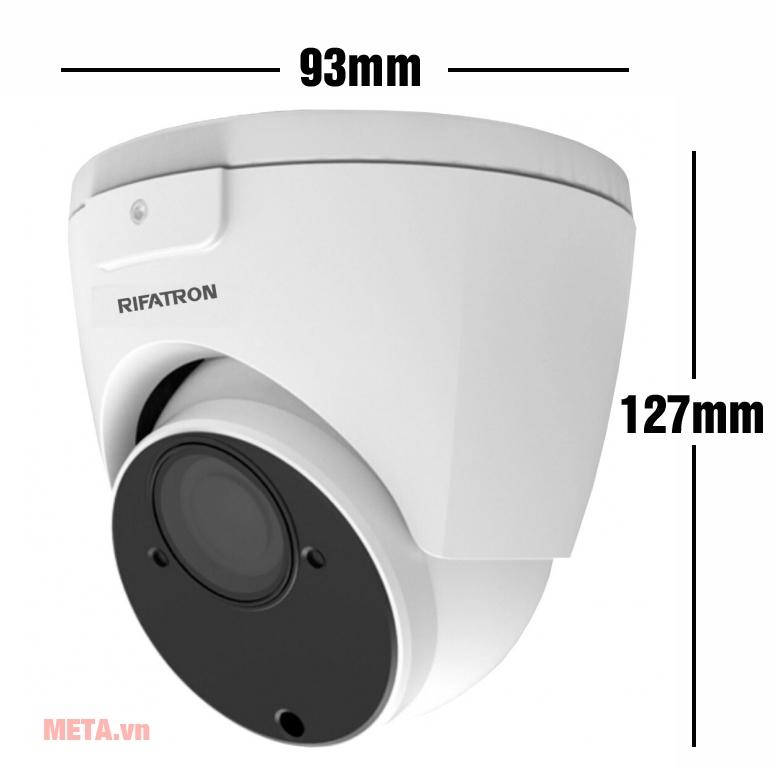 Hình ảnh camera IP Rifatron TLR1-P102