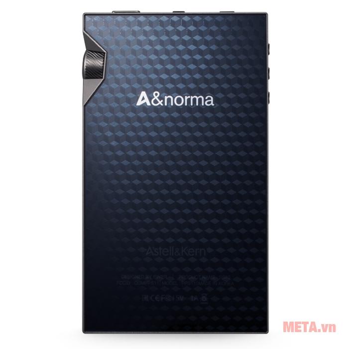 Astell & Kern A&norma SR15 thuộc dòng máy nghe nhạc cao cấp tích hợp nhiều tính năng