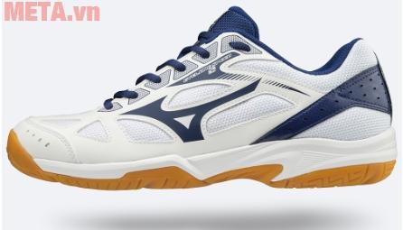 Giày thể thao màu ghi xanh