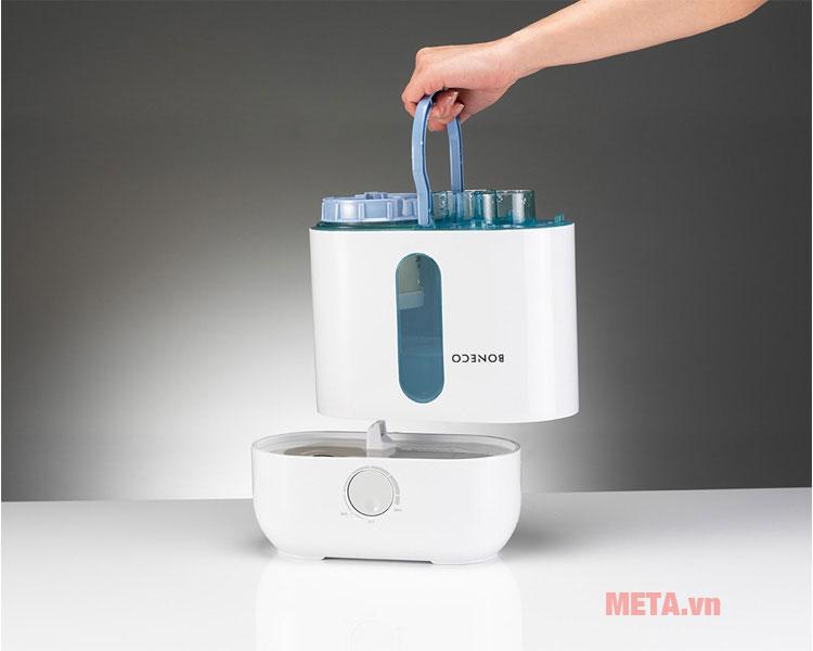 máy tạo ẩm