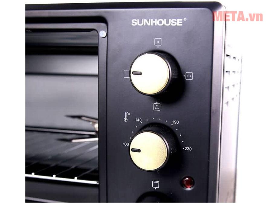 Lò nướng thùng Sunhouse