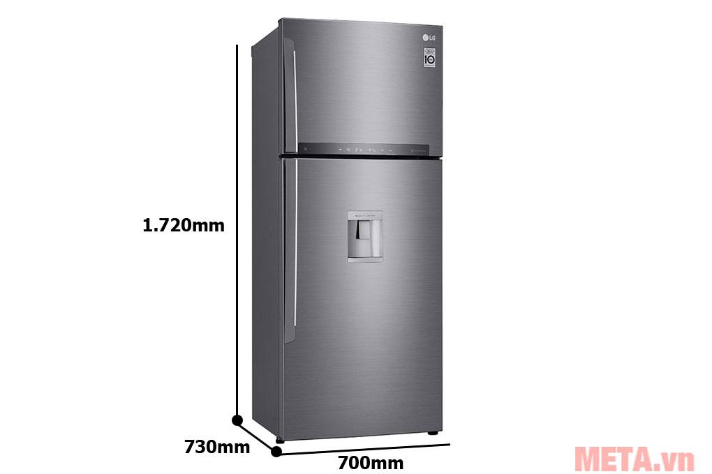Tủ lạnh 440 lít