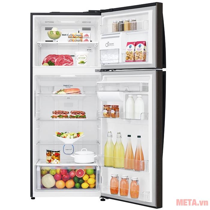 tủ lạnh 471 lít