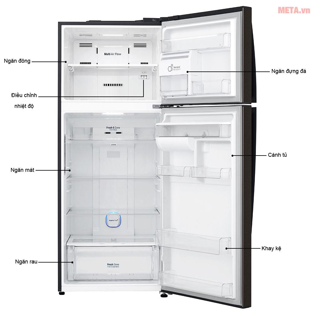 tủ lạnh LG GN-D440BLA