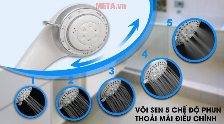 Máy tắm nước nóng lạnh
