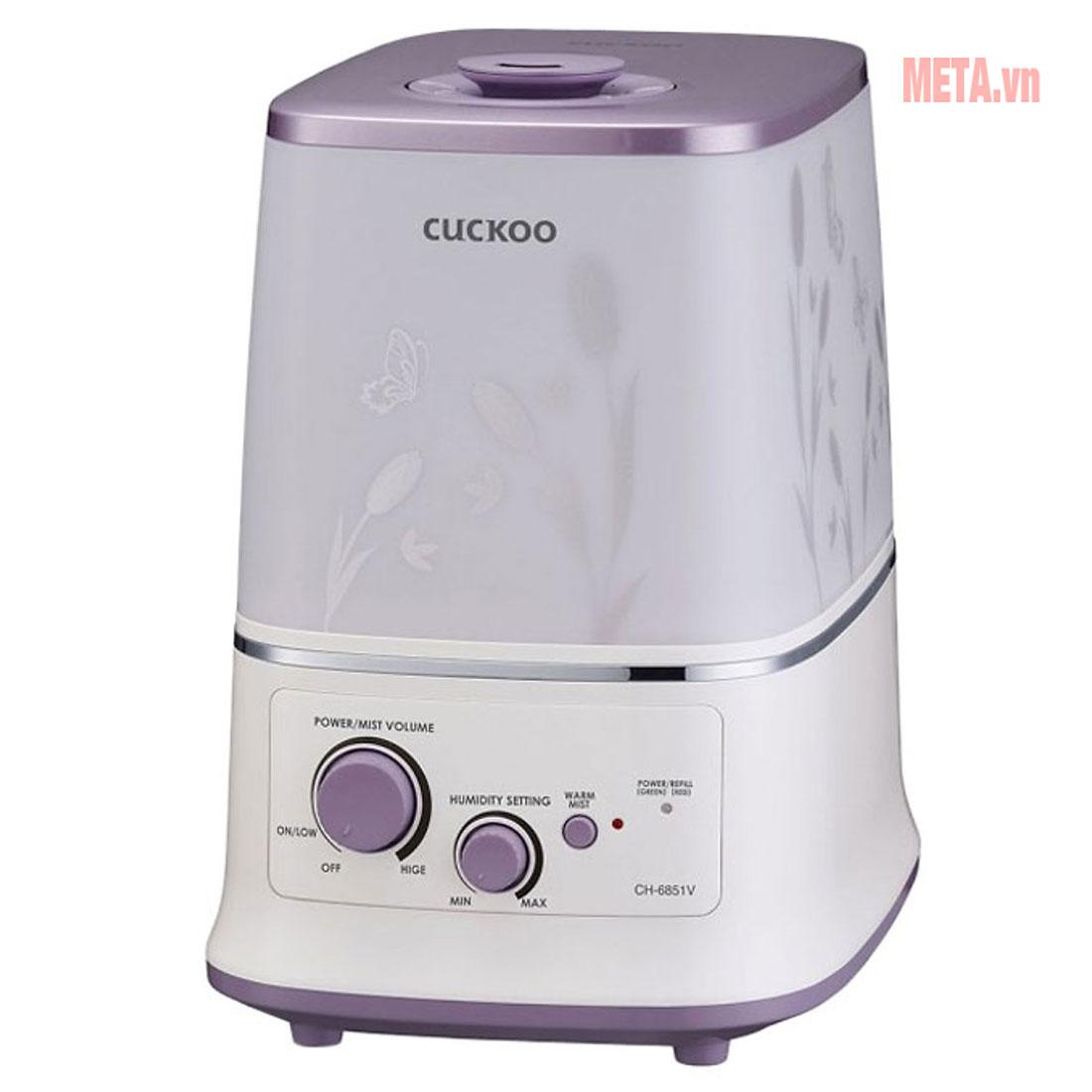 Máy phun ẩm cơ Cuckoo CH-6851V
