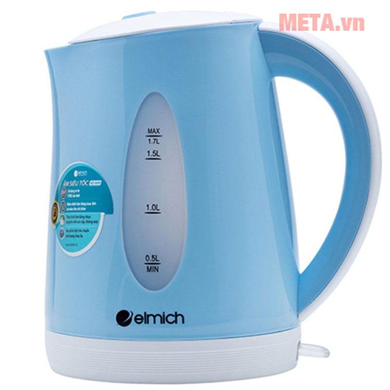 Hình ảnh ấm đun nước siêu tốc Elmich 1,7 lít KEE-0699